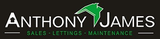 Anthony James Property Logo