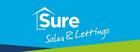 Sure Sales & Lettings Derby logo