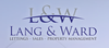 Lang and Ward logo