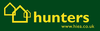 Hunters Estate Agents & Lettings logo