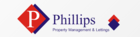 Phillips Property Management and Lettings logo