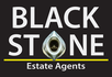Black Stone Estate Agents logo