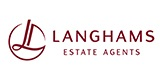 Langhams Estate Agents Logo