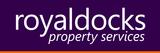 Royal Docks Property Services Logo