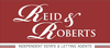 Reid & Roberts Estate Agents - Deeside logo