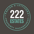 222 Estates logo