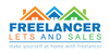 Freelancer Lets and Sales logo