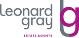 Leonard Gray Estate Agents Logo