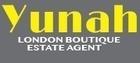Yunah London Boutique Estate Agents Logo