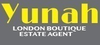 Yunah London Boutique Estate Agents logo