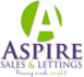 Aspire Sales and Lettings logo