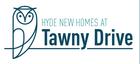 Hyde New Homes at Tawny Drive logo
