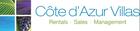 Cote d'Azur Villas logo
