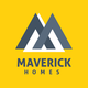 Maverick Homes Logo