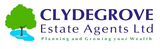 Clydegrove Estate Agents Ltd Logo