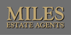 Miles Estate Agents logo