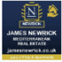 James Newrick Mediterranean Real Estate logo