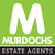 Murdochs Estate Agents logo