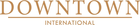 Downtown International Logo