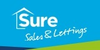 Sure Sales & Lettings logo