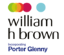 William H Brown Incorporating Porter Glenny - Gidea Park Logo
