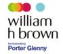 William H Brown Incorporating Porter Glenny - Grays Logo