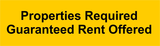 Properties Required Logo