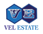 Vel Estates logo