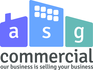 ASG Commercial logo