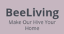 BeeLiving Nottingham Homes logo
