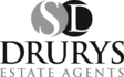 Drurys Estate Agent logo