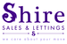 Shire Sales and Lettings Ltd