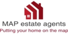 MAP estate agents logo