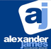 Alexander James Estates Agents logo