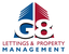G8 Property Management logo