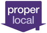 Proper Local Limited Logo