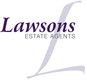 Lawsons Estate Agents Logo