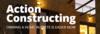 Action Constructing logo