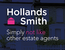 Marketed by Hollands Smith