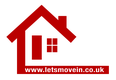 Lets Move In Logo