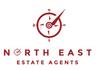 North East Mortgage Services and Estate Agents logo