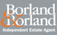 Borland and Borland logo