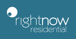 Right Now Residential Logo