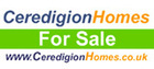 Ceredigion Homes logo