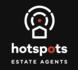 Hotspots Estate Agents Logo