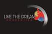 LIVE THE DREAM PROPERTYS. logo