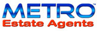 Metro Estate Agents logo
