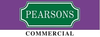 Pearsons Commercial SO23 logo