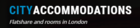 City Accommodations logo