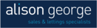 Alison George Sales & Lettings, SA11